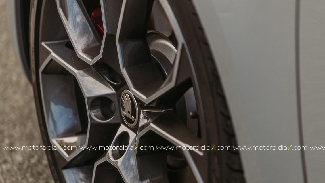 Octavia RS, el deportivo de la marca