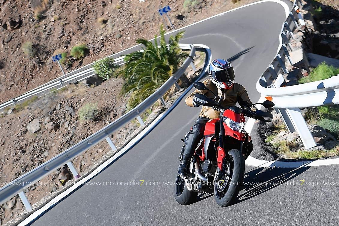 La Hypermotard 950 ya a la venta en Canarias.