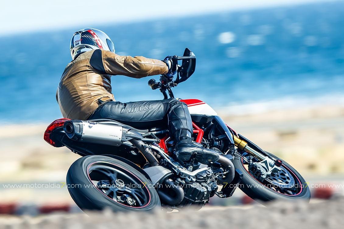 ¡Solo Ducati hace motos así!
