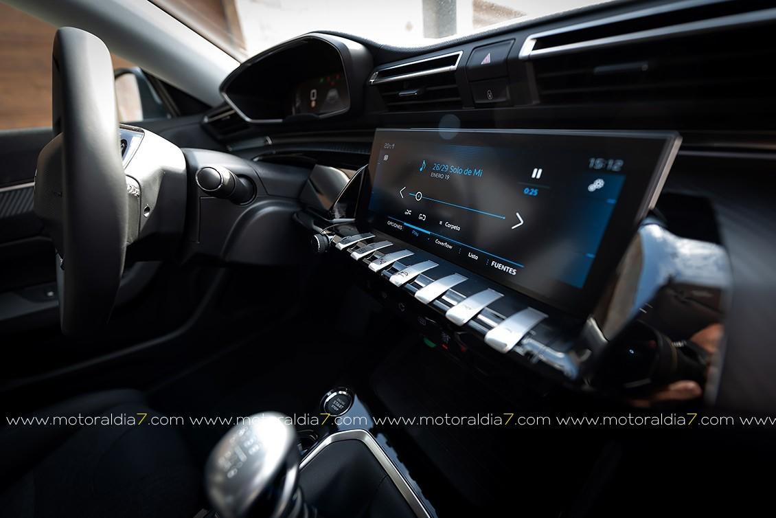 508, el nuevo estilo de Peugeot
