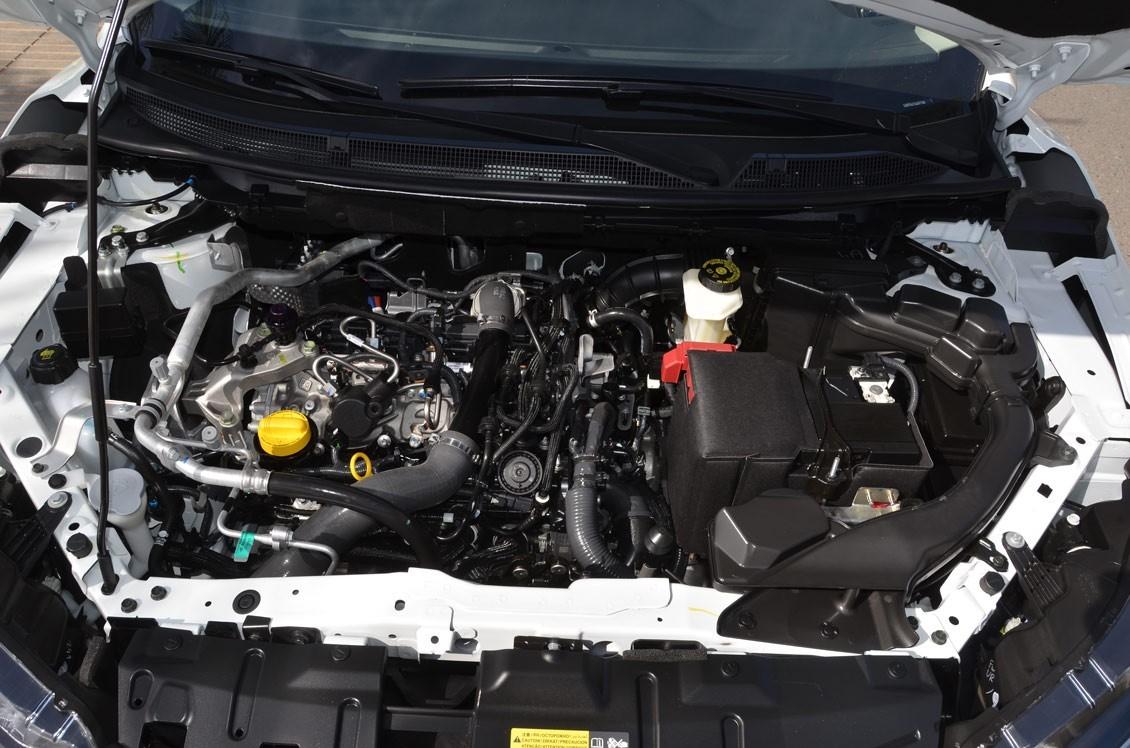 Nuevo motor de 1.3 litros y bajos consumos con 160 CV