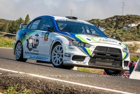 Luis Monzón, el más rápido en Juncalillo