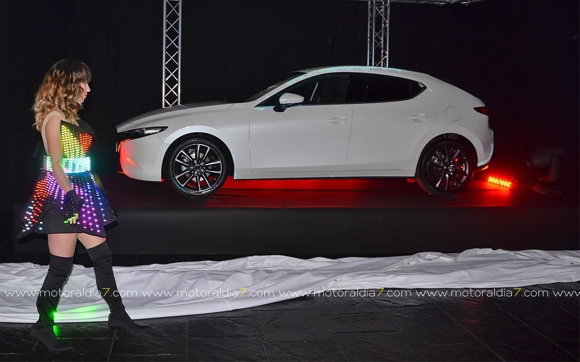 El primer eslabón de la nueva Mazda