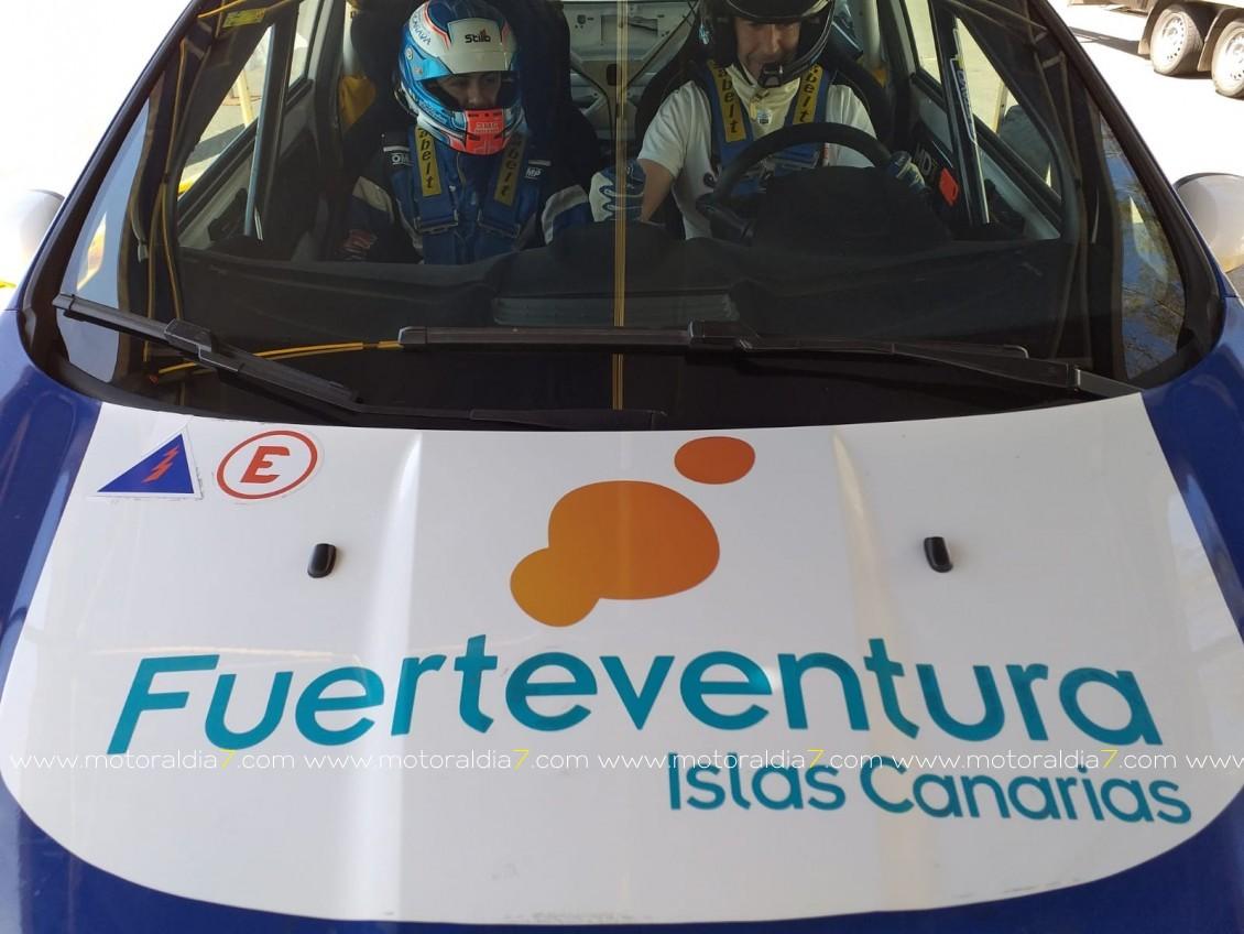 Raúl Hernández estará en el Rally Sierra Morena