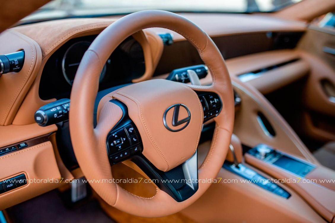 Lexus Canarias, con sus mejores galas