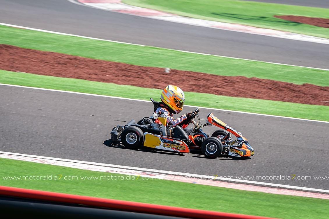 1º Carrera Campeonato de Canarias de Karting