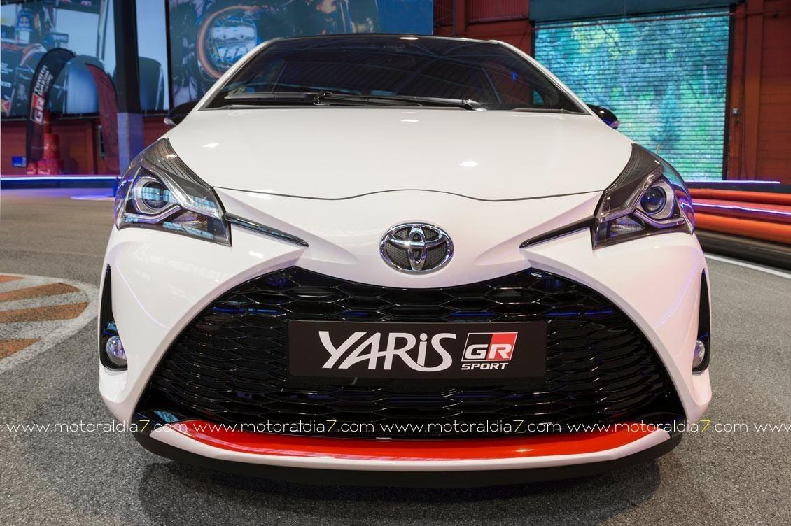 Un Toyota Yaris GRMN N3 competirá en Canarias