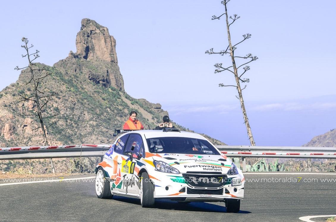 Récord de inscritos para el Rally Islas Canarias