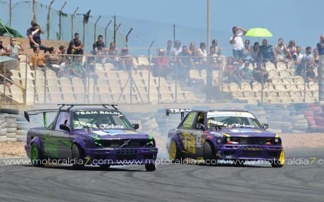 El Drift ocupó el Circuito de Maspalomas