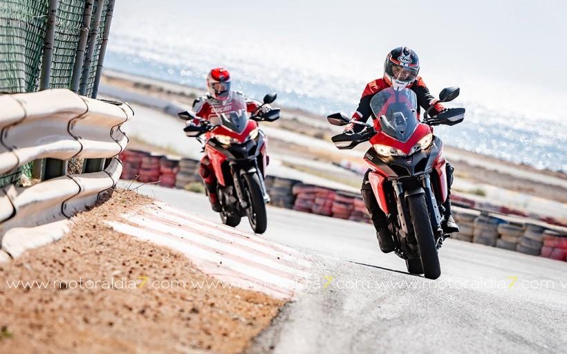Rodada/Curso Ducati Canarias 04-2019