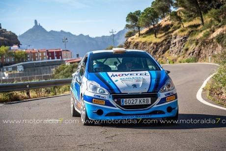 Día de Test en la cumbre Gran Canaria