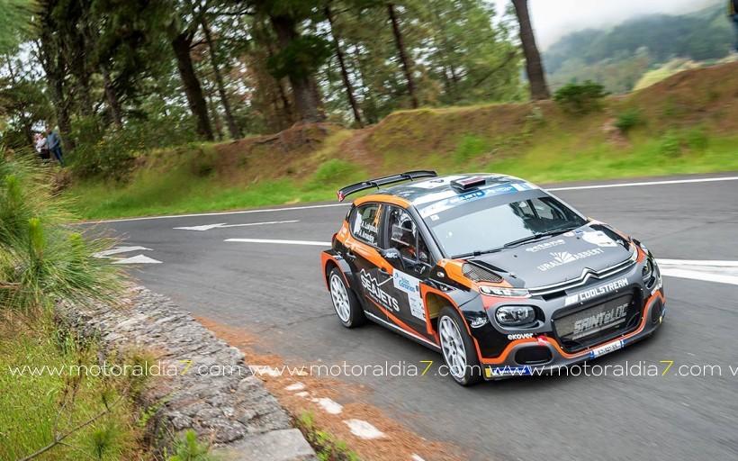 43º Rally Islas Canarias - 1ª Etapa viernes