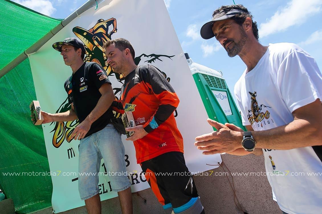 Miguel De La Rosa victoria sin paliativos en El Hierro