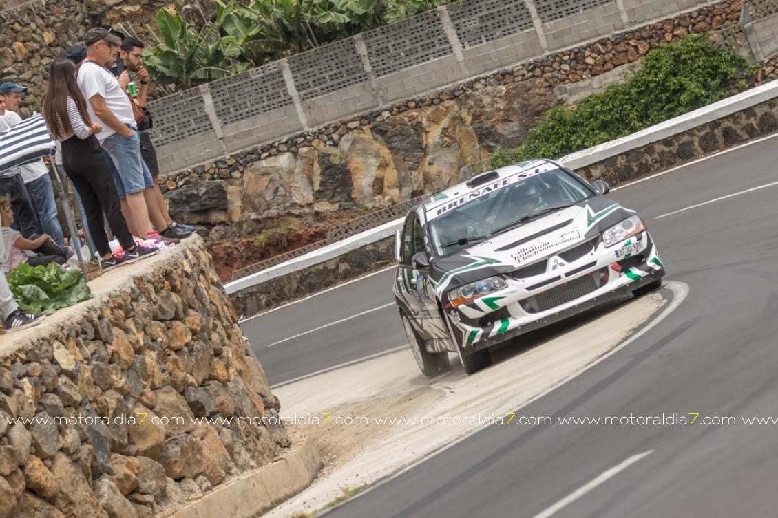 Dominio de Jorge Rodríguez y Javier Pérez en La Palma