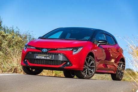 Es tu momento, prueba el nuevo Toyota Corolla