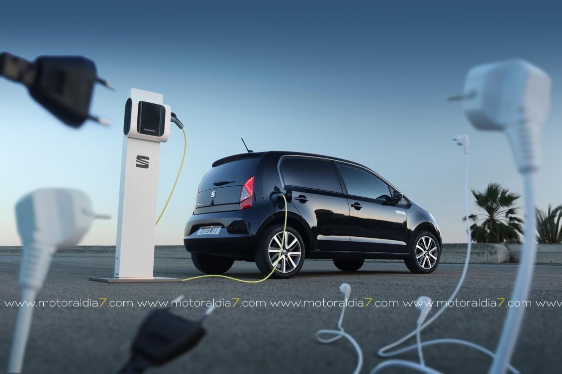 SEAT Mii electric, primer vehículo 100% eléctrico de la marca española