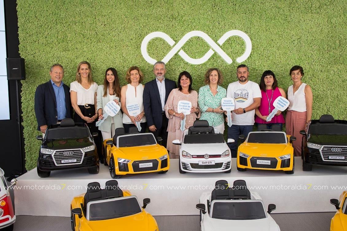 Domingo Alonso Group hace su entrega más especial