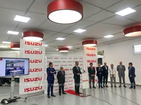 Nuevo Concesionario Isuzu para S.C. de Tenerife