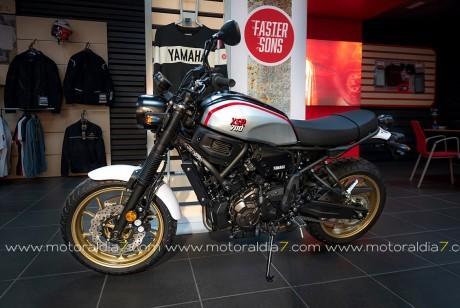 XSR XTribute ya en Yamaha Flick Moto