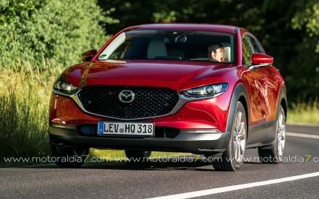 Nuevo Mazda CX-30