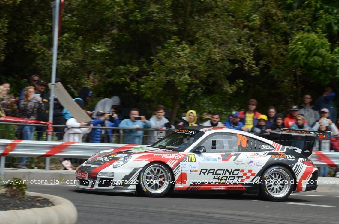 """""""El objetivo principal es seguir haciendo kilómetros con el Porsche"""""""