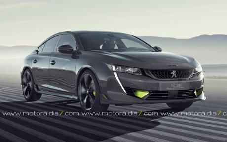 Peugeot Sport con superdeportivos electrificados