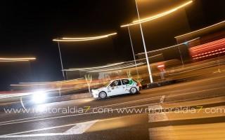 Toñín Suárez - Jorge Cedrés con el Porsche 911 mandan en Teguise