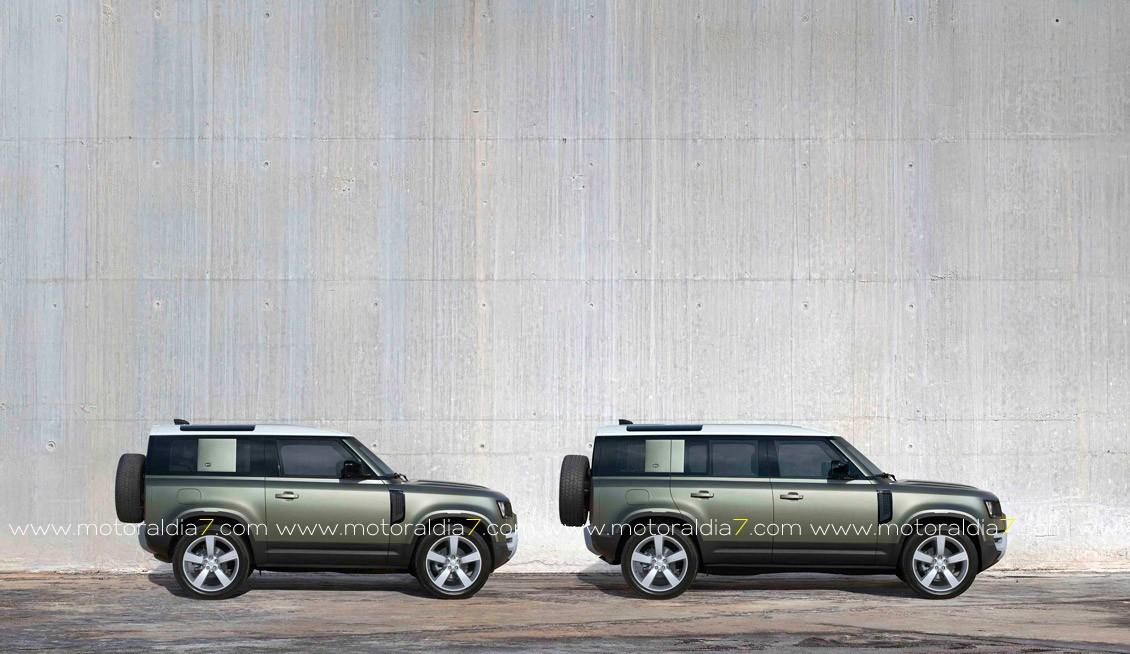 Land Rover Defender, vuelve un icono