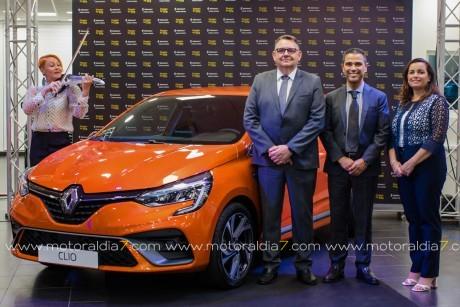 Un icono se renueva, nuevo Renault Clio