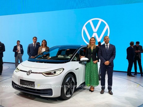 La nueva era de Volkswagen arranca en el ID.3
