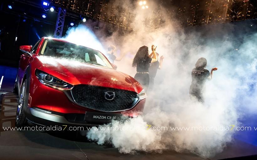 Presentación Mazda CX30