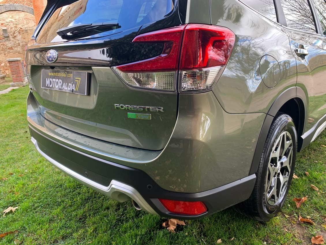 Subaru Forester, con denominación de origen