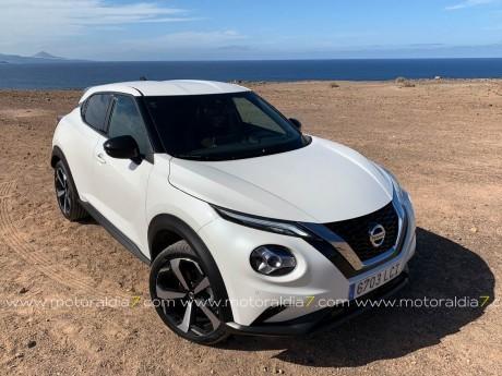 Nissan JUKE el mejor de Canarias