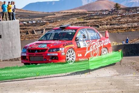 20 equipos en el Rallysprint de Fuerteventura