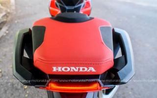"""Honda XADV """"Dar en el clavo"""""""