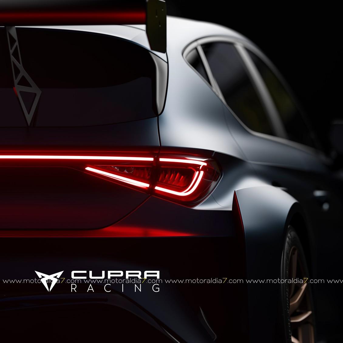 Comienzan las pre-reservas del nuevo CUPRA TCR