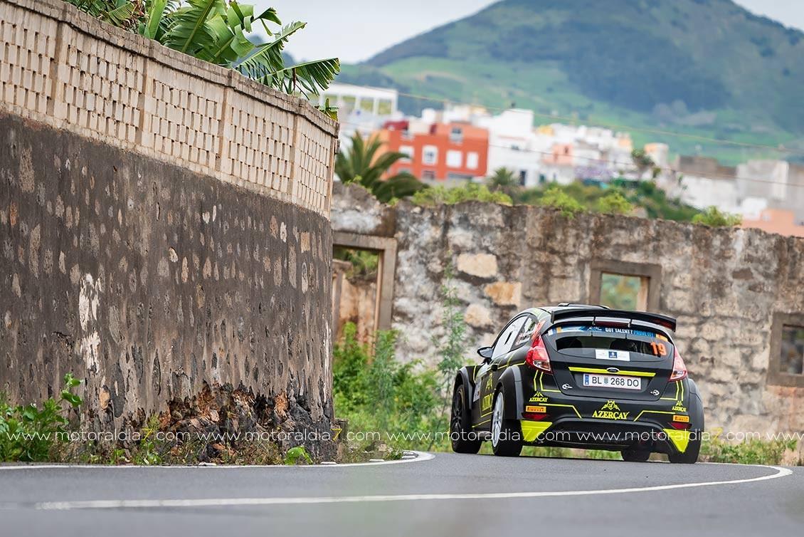 El Rally Islas Canarias ya tiene recorrido