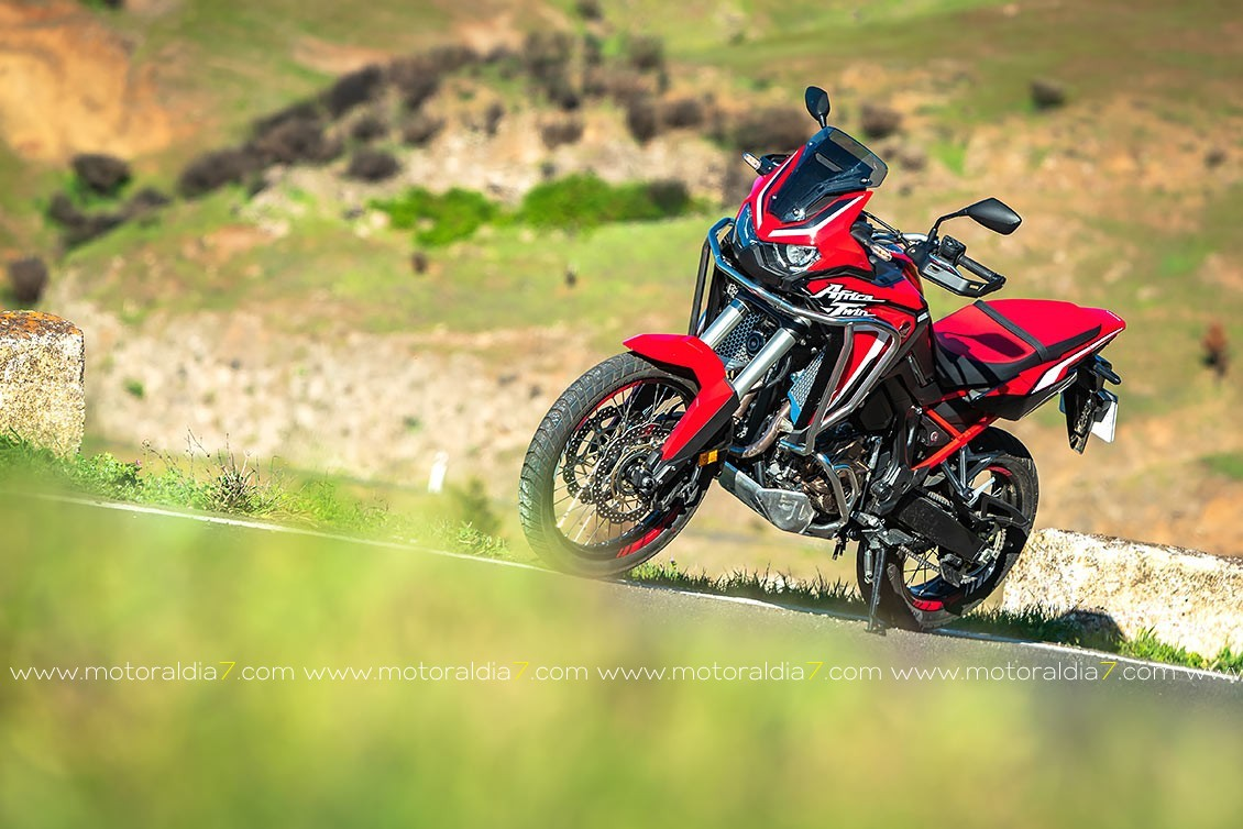 Africa Twin 2020 ¡Ahora si!