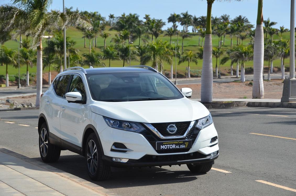 Nissan reina en el segmento crossover