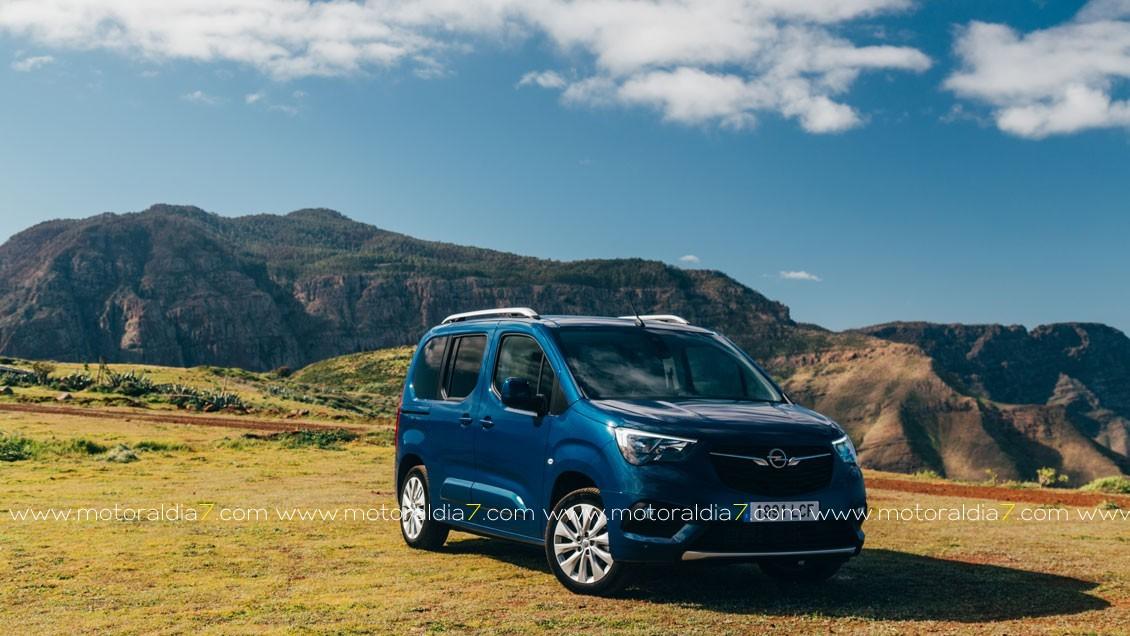 Un Opel Combo para todo