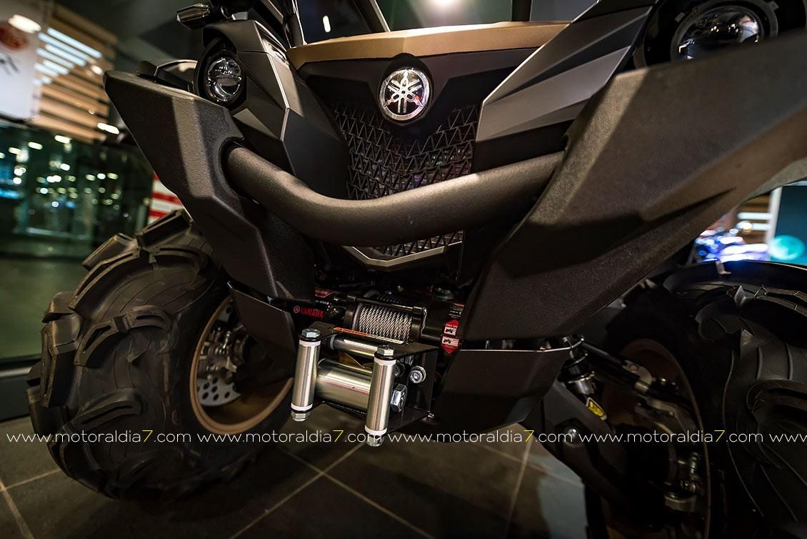 La Gama ATV en Yamaha Flick Moto
