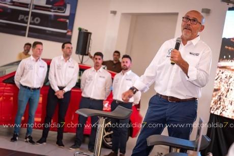 Volkswagen Canarias Racing con VW Polo N5 para dos equipos