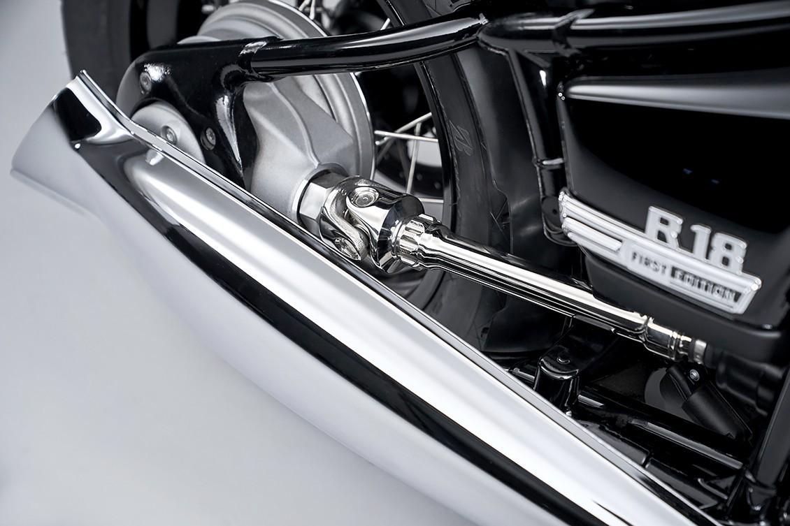 BMW R 18: una cruiser excepcional con raíces históricas.