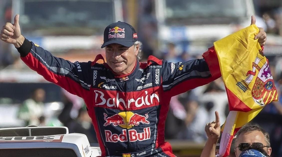 Carlos Sainz Mejor Piloto del WRC de todos los tiempos