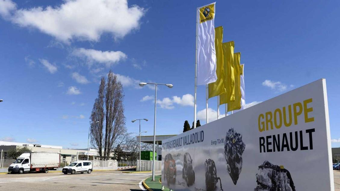Renault presente su plan de reducción de costes