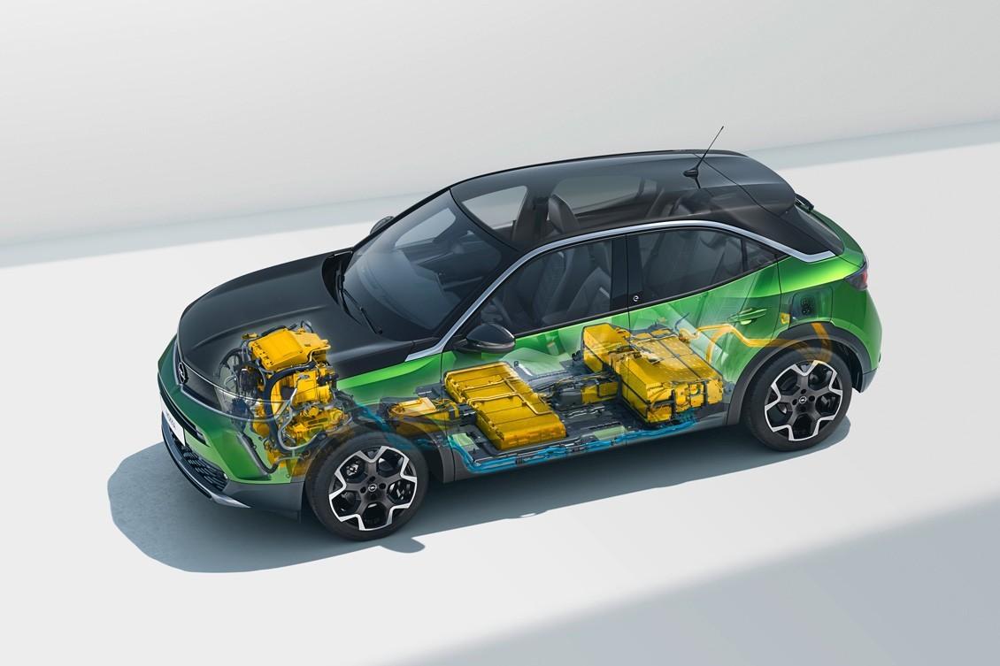 Opel Mokka, ahora eléctrico