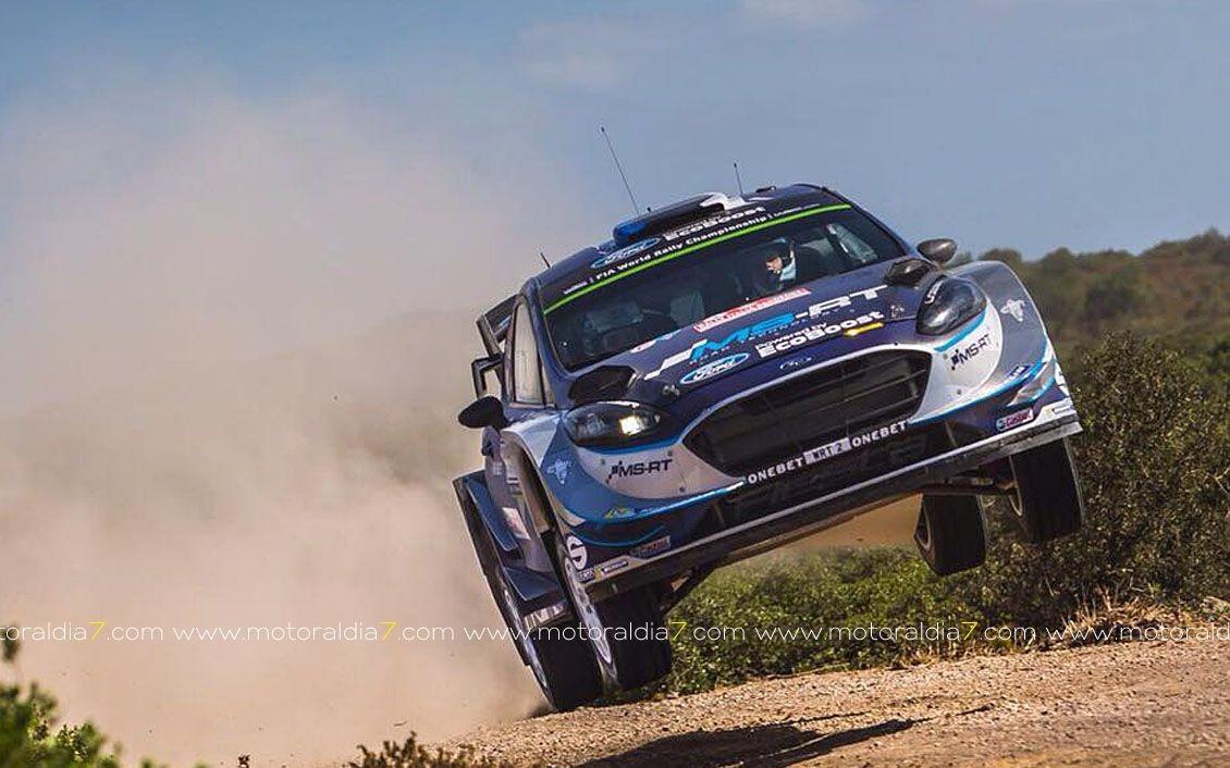 Por fin, Ott Tanak gana su primer Rally del WRC