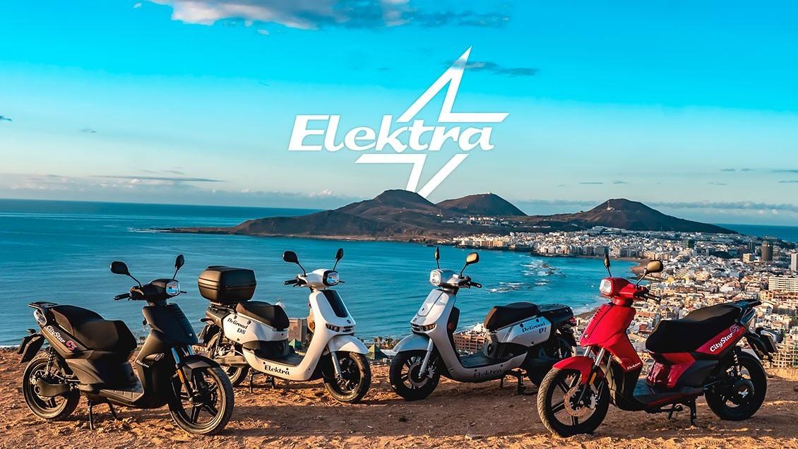 Elektra Bike desembarca en canarias