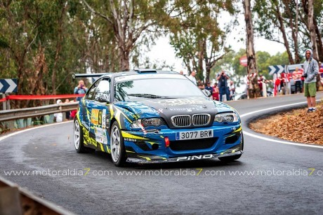 Dos Rallys y tres Subidas para la Copa BMW