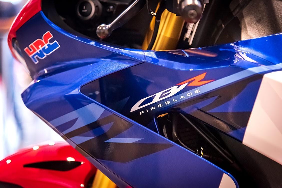 La nueva CBR1000RR-R, nacida para competir, ya en Canarias